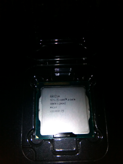 Intel i5 3470 Quad Core CPU
