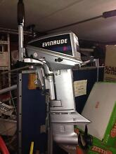 9.9HP Evinrude Outboard Mount Pleasant Melville Area Preview