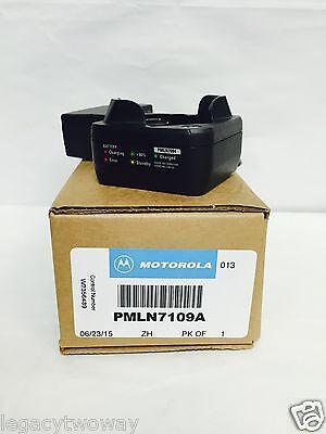 Motorola Rapid Rate Single Unit Charger- Mototrbo Sl300 Pmln7109a