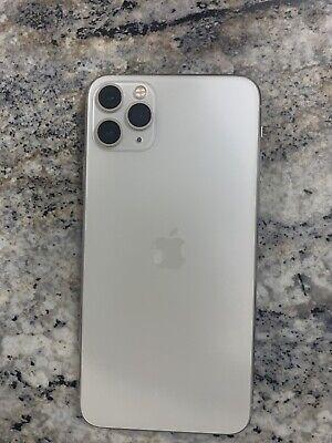 iphone 11 pro max 256gb unlocked silver