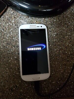 Samsung Galaxy S III SCH-I535 - 32GB - Marble White (Verizon) Smartphone Iii Android Smartphone