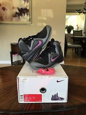 new styles 0f461 13120 Nike Lebron 9 Miami Nights South Beach Size 10 469764-002