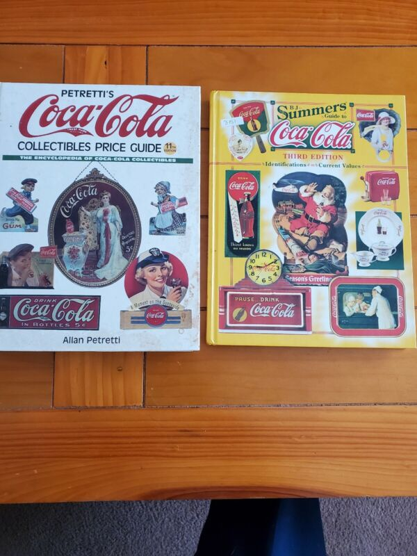 2 Coca Cola Price Guide Petretti
