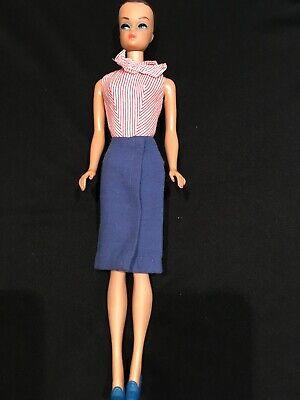 Vintage Barbie Fashion Queen Doll  - Midge Body Japan