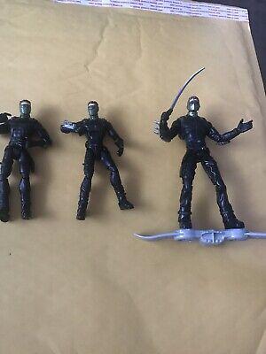 "Marvel Legends Spiderman 3 Sandman New Goblin Harry Osborn 6"" Action Figure Lot"