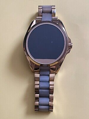 Michael Kors Smart Watch women's in rose gold