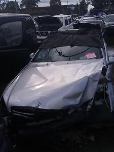 NOW WREAKING MERCEDES S250 SLIVER COLOR ALL PARTS 2005 Dandenong South Greater Dandenong Preview