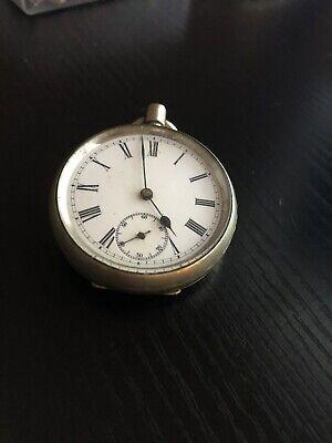 Vintage Omega Pocket Watch Signed Omega Case