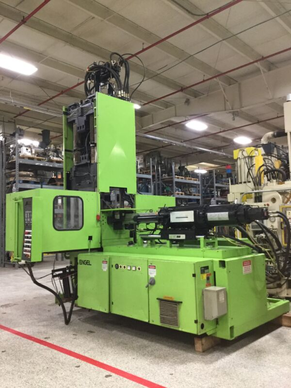 ENGEL 200 Ton Injection Mold Machine ES600/200 Used #102050