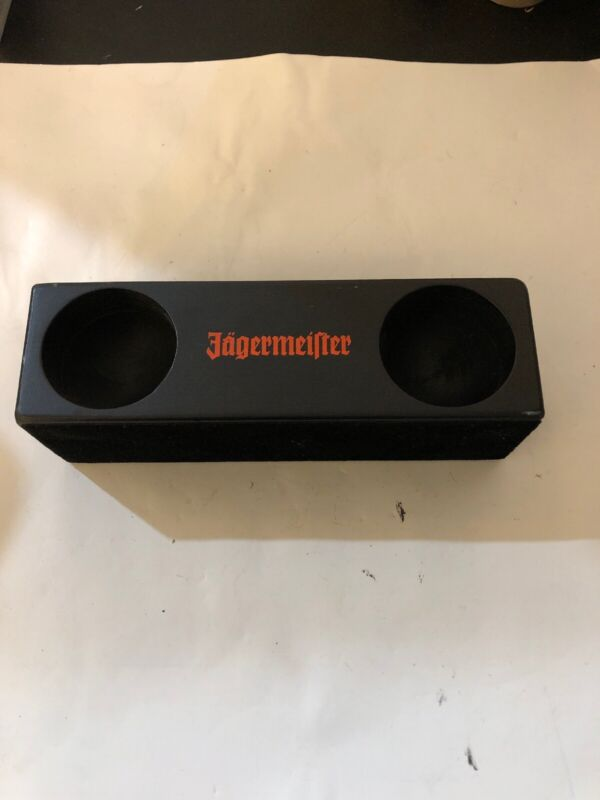 Jagermeister Wood Cell Phone Holder