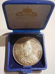 medaglia-giubileo-1975-Paolo-VI-in-scatola-originale
