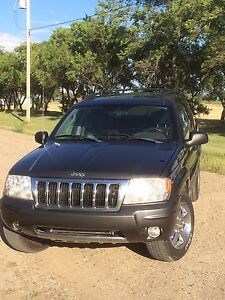 2004 Jeep Grand Cherokee 4.7 HO Overland Edition