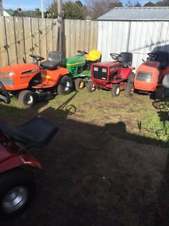 Wanted: Ride on mowers wanted
