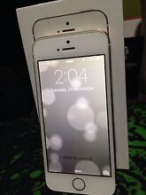Iphone 5s Gold 16GB $420 ONO Craigmore Playford Area Preview