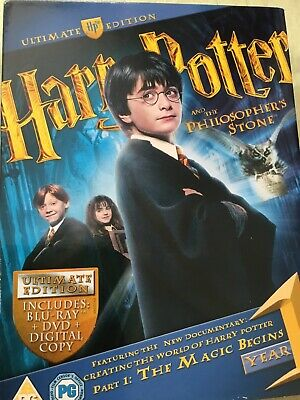Harry Potter And The Philosopers Stone Ultimate Edition