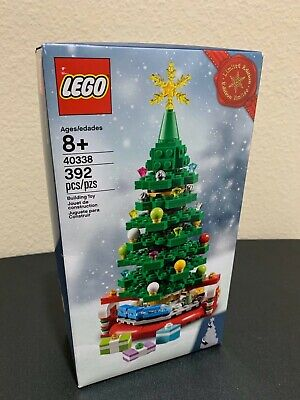 Lego Christmas Tree (40338) Limited Edition- Brand New
