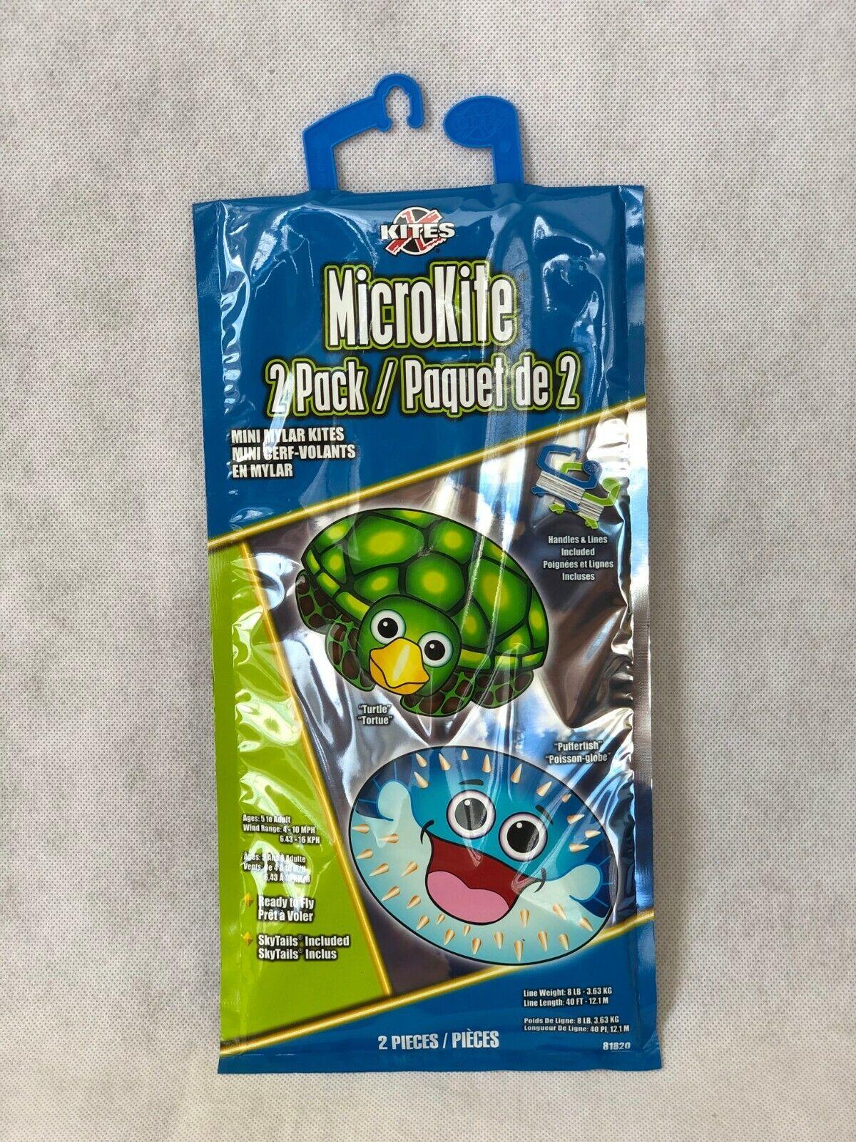 kite microkite 2 pack