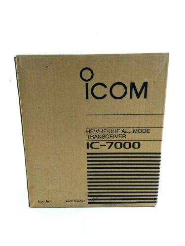 Icom IC7000 HF/VHF/UHF All Mode Transceiver  NO MIC