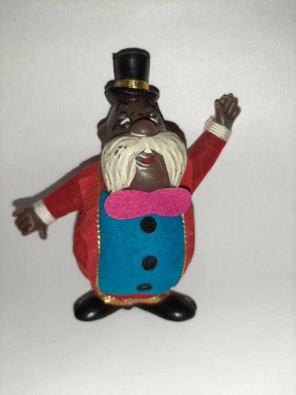 Walrus Figure Alice In Wonderland Vintage 4 inches tall