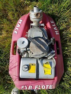 Hale Fyr Flote Portable Fire Pump Model 20fv-c8