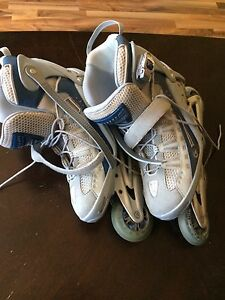 Ladies rollerblades size 9