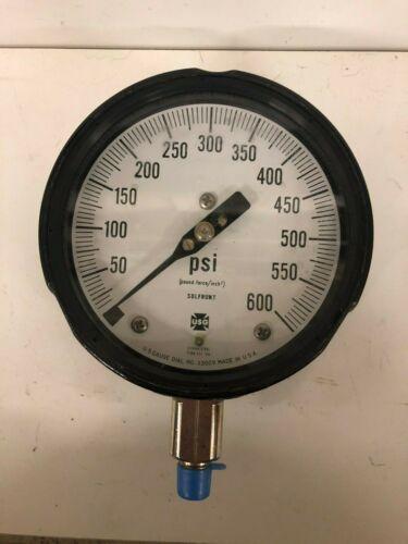 """Ametek Gauge 4-1/2"""" 1986 600# - 2 gauges"""