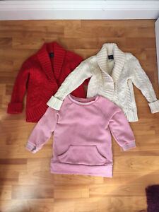 Lot of Girls size 3T Fall/Winter Clothing