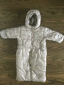 Baby Mexx snow suit, size 6-9 months