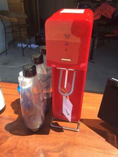 Hot Red Soda Stream