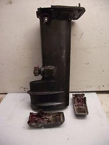 Yamaha mariner outboard motor leg mounts long shaft 20 30 for Yamaha outboard motor mount