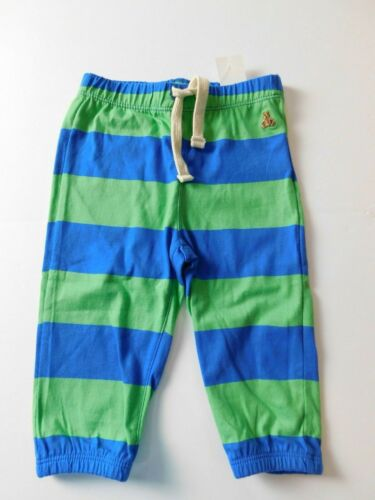 NWT Gap Baby Boy Joggers Pants Pull-On Elastic Waist 3-6M 6-12M 18-24M New