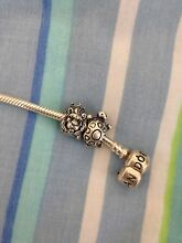 Pandora silver bracelet Coogee Eastern Suburbs Preview