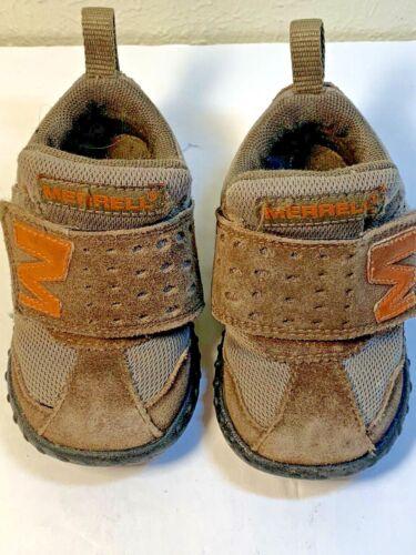 MERRELL Sprint Race Junior Gunmetal Shoes Performance Footwear US 5 UK 5 EUR 21