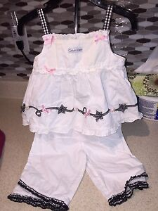 Brand name baby girl clothes