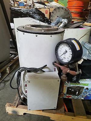 Boekel Astm 25515016 Cement Menzel Autoclave 350psi 115v