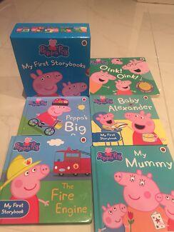 Peppa Pig Set of 10 Books