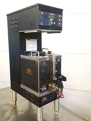 Curtis Gemini 1.5 Gal Satellite Coffee Brewer 220 Volt If Intelifresh Dispenser