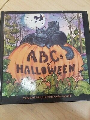 A B Cs Of Halloween Children's Book By Patricia Reeder