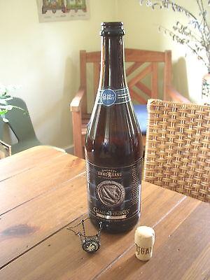 Game of Thrones empty Beer Bottle, Valar Dohaeris