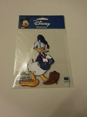 Disney Embroidered Sticker (Scrapbooking Stickers Crafts Disney Embroidered Sticker Donald Duck Rare )