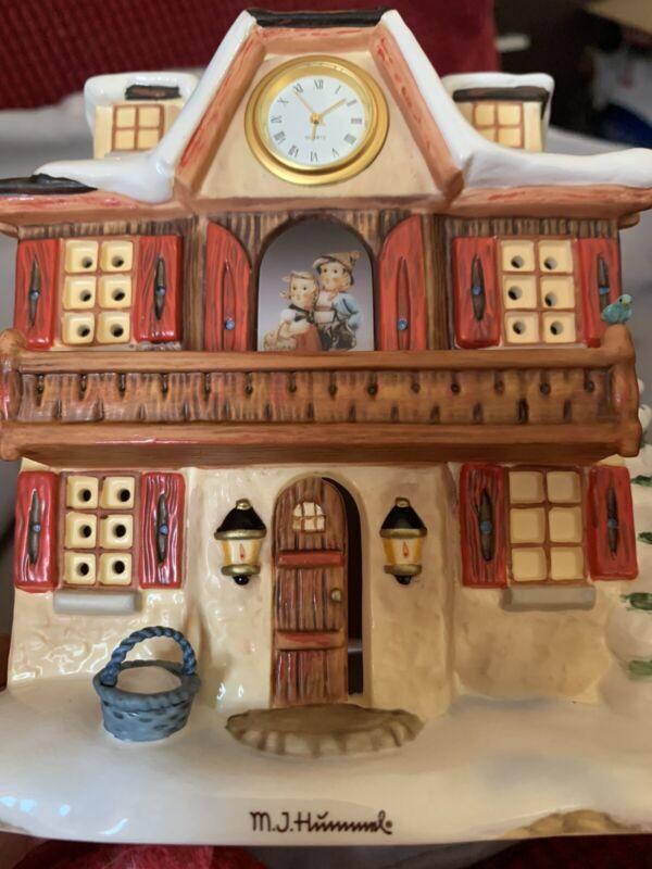 "Hawthorne Portchlight 6"" Clock Shop"