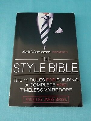 Ask Men Com Presents   The Style Bible   11 Rules For Building A Comp  Wardrobe