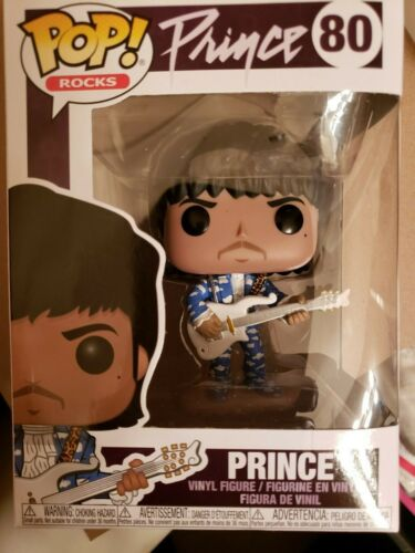 "PRINCE ""AROUND THE WORLD IN A DAY"" VINYL FIGURE  2019"
