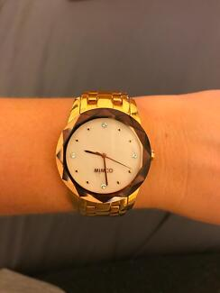 Mimco Watch - Rose Gold