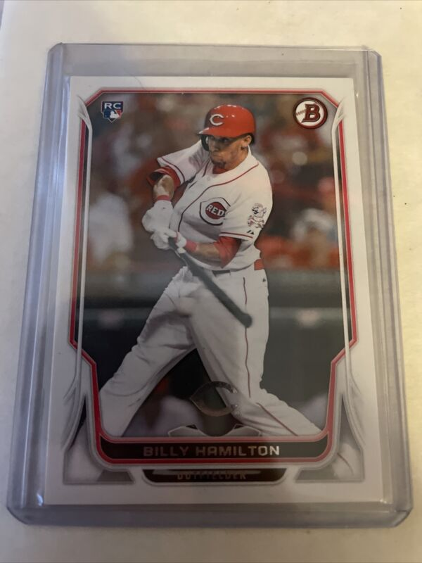 Billy Hamilton Baseball Card Database - Newest Products will be ...