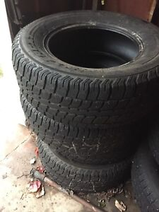 4 winter tires Dodge Ram 1500
