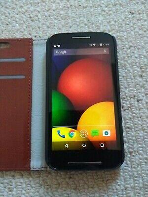 Motorola Moto E Black (1st Generation) - Unlocked - Android Smartphone