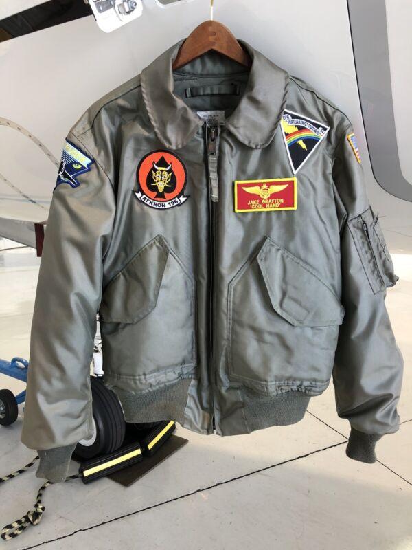 Nomex CWU/45-P Flight Jacket. Medium 38-40