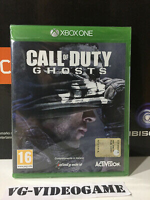 CALL OF DUTY GHOSTS XBOX ONE NUOVO