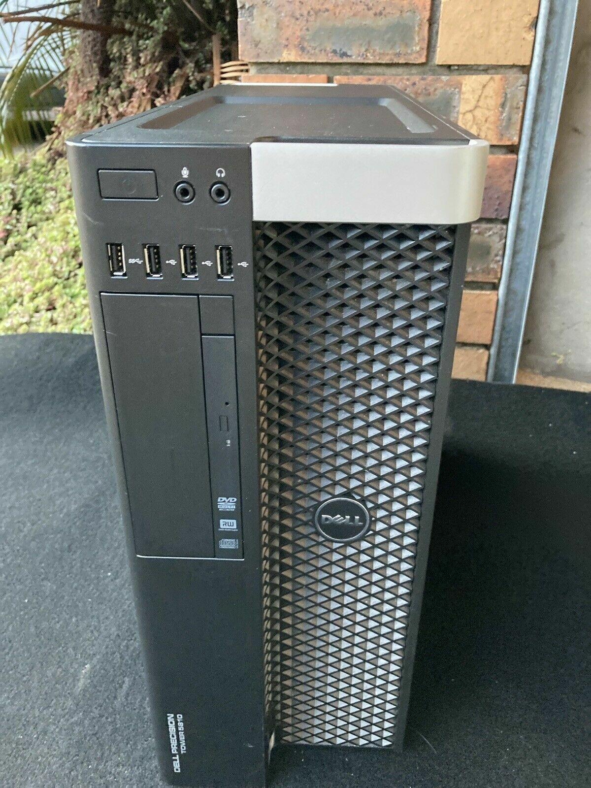 Computer Games - Dell Precision T5810 10 CORE XEON E5-2650 V3 16Gb DDR4 RAM WIN10 WIFI V3800 GAME